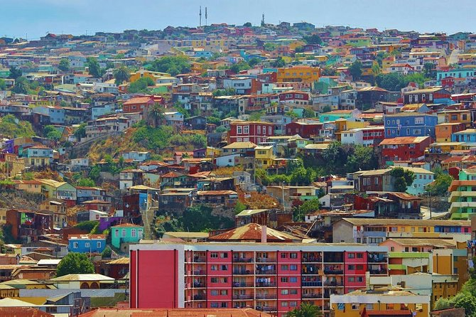 Valparaiso Like a Local: Customized Private Tour