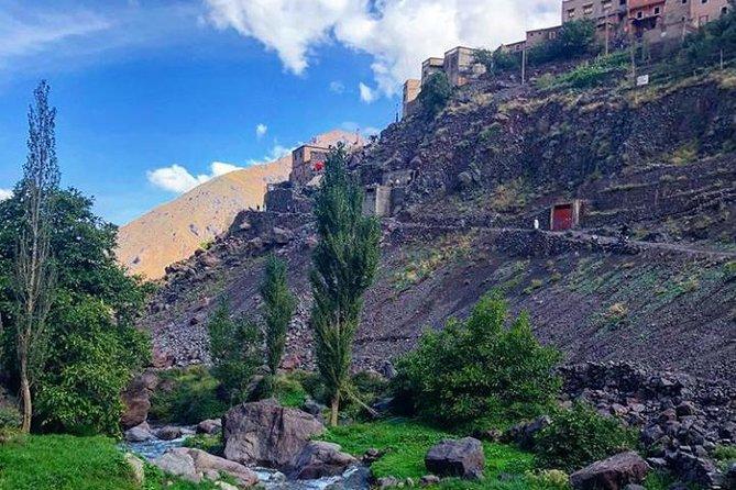 Van Marrakech: dagtrip naar Imlil en Atlasgebergte