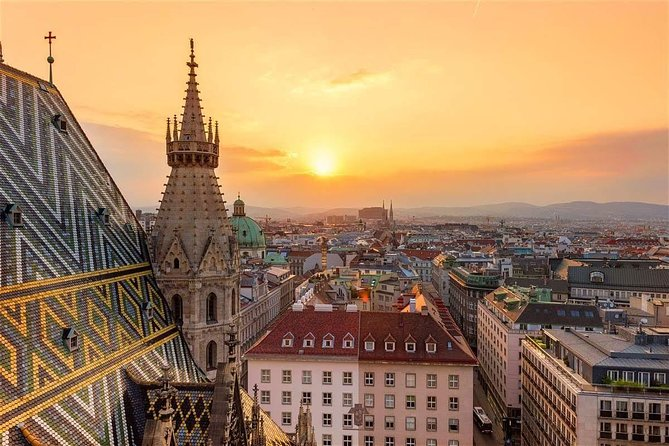 Prague to Vienna Direct Private Transfer