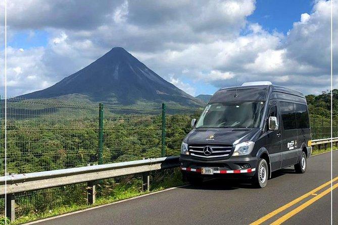 Shared Shuttle from Santa Teresa to Monteverde   PM