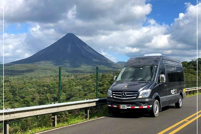 Shared Shuttle from Tamarindo to Monteverde | AM