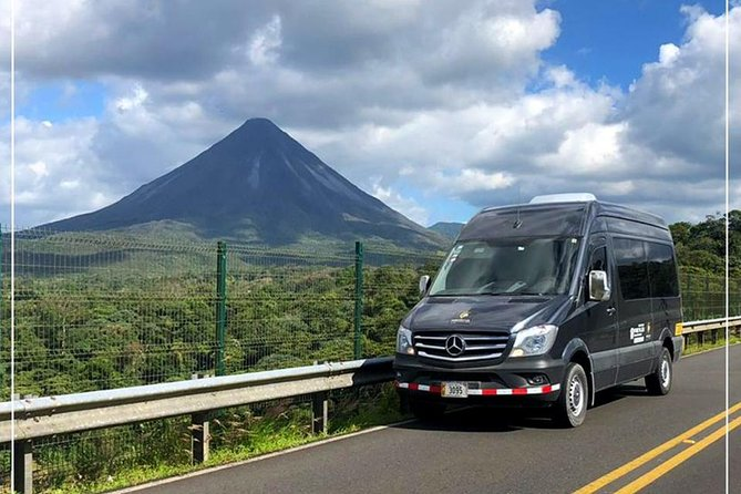 Shared Shuttle from San Jose to Manuel Antonio | PM