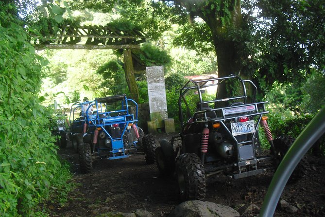 El Salvador Buggies Tour