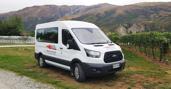 Queenstown Wine Hopper Bus