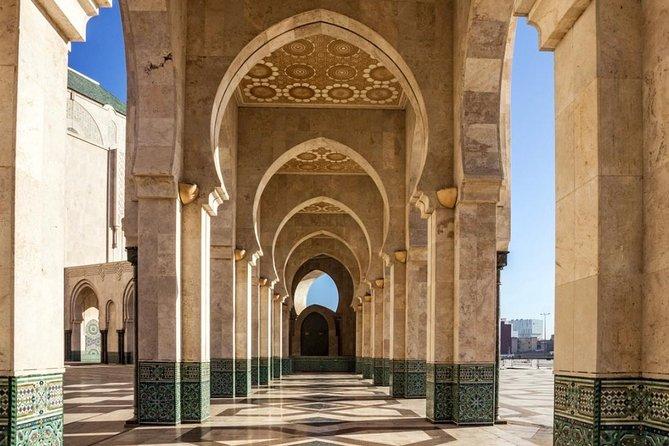 Day Trip - Marrakesh > Casablanca