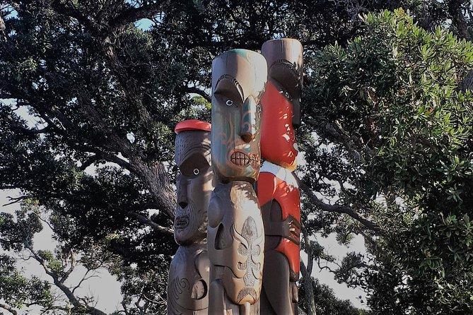Auckland City Maori Cultural Tour - 'The Taupua Experience'