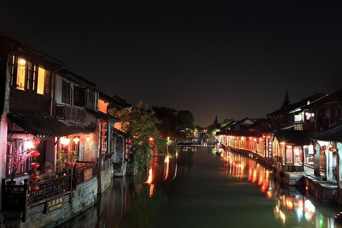 Xitang Water Village Sunset Tour with Riverside Dining Experience from Shanghai photo 22