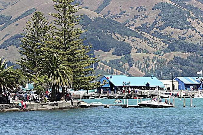 Christchurch to Akaroa transfer up to 4 people