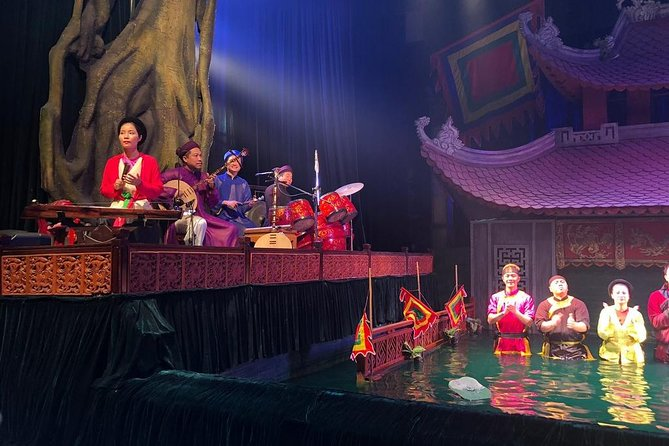 Water Puppet Show Tickets with - Ticket Delivery