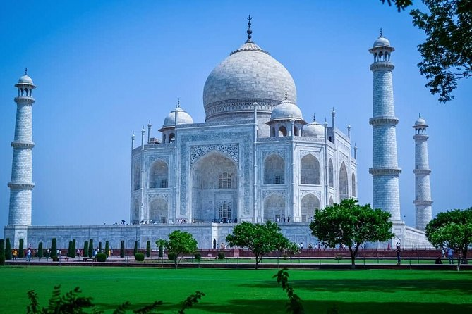 Taj Mahal Tour by Car from Delhi with All Inclusive