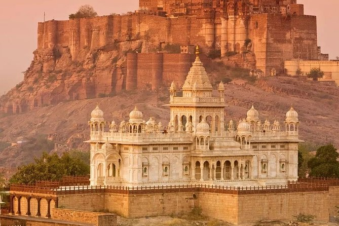 Jodhpur on 4 x 4 Wheel excursion