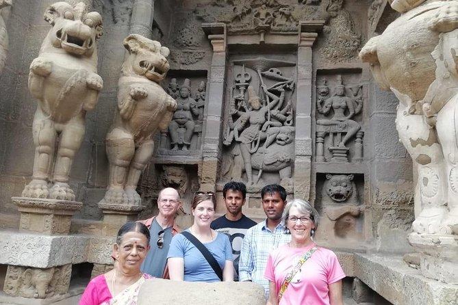 Chennai day trip to Kanchipuram & Mahabalipuram