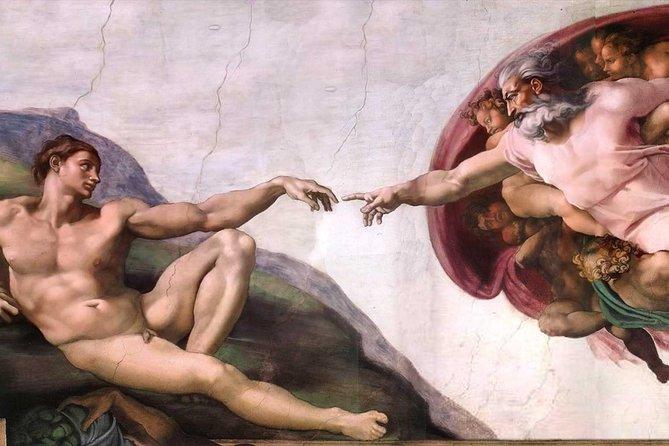 Vatican Museums, Sistine Chapel Ticket