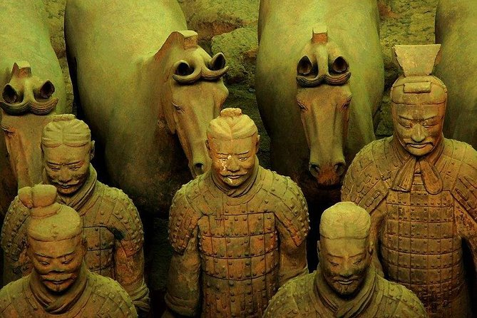 Private day tour to Xi'an Terrocotta army start from Luoyang and end in Xi'an