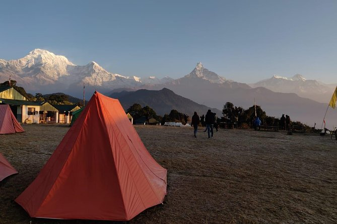 Dhampus Day Hiking Tour from Pokhara