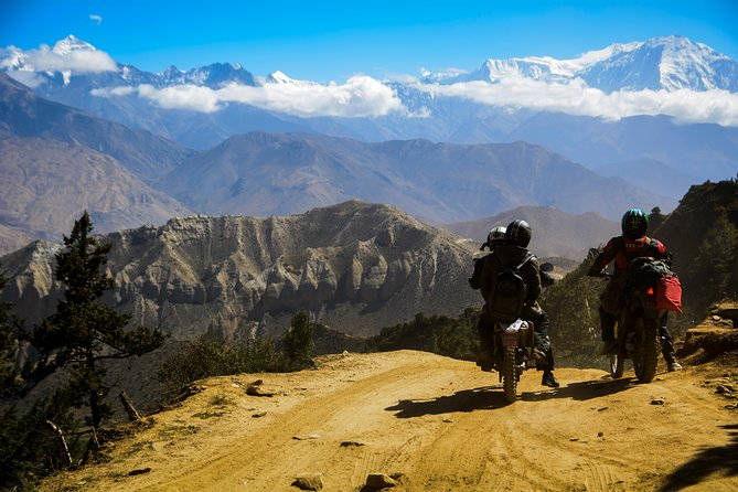 8 days Jomsom Muktinath Motor biking Tour
