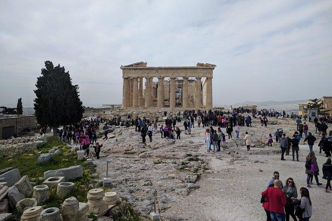 Acropolis Monument and Parthenon Guided Tour