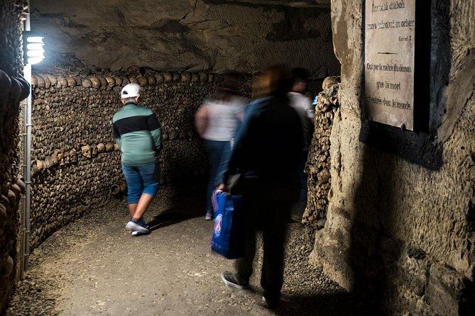 Catacombs Tour in Paris