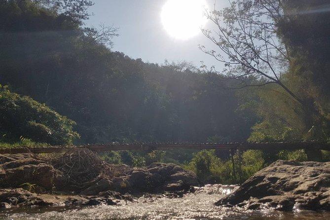 3 day 3 nights Hill Tribe Trekking in Mae Yao, Chiang Rai