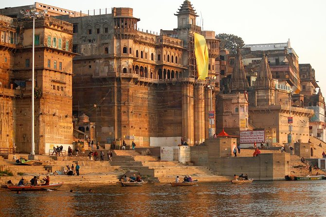 Private 3-Night Agra and Varanasi with Sarnath Tour from Delhi by Train