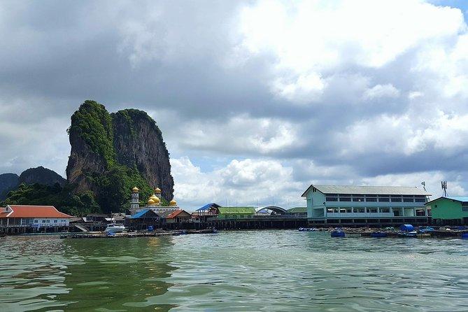 Stilted fishing village