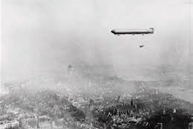 The Blitz. London under attack. From Zepplins to Luftwaffe