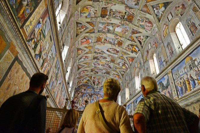 Vatican, Sistine Chapel, St. Peter's Tour in Rome