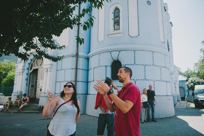 Bratislava: Old Town Discovery Morning Tour with Local Guide