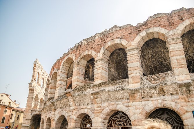 Verona Arena guided Tour with Fast Track entrance