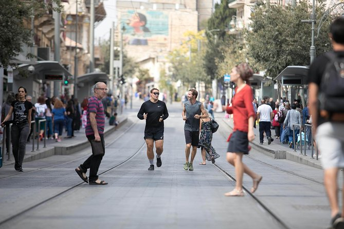 Jerusalem Running Tour-Experience the unique vibes of Jerusalem in your sneakers photo 8