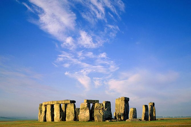 All Inclusive Bath Stonehenge Layover Tour from Southampton to London 8 person