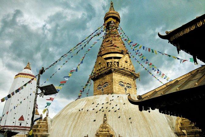 Kathmandu Monasteries Sightseeing Day Tour