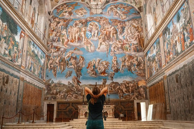 Alone in the Sistine Chapel & Hidden Vatican Tour: Small Group, Exclusive Access