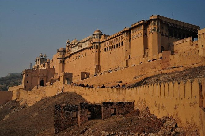 4 Days Private Tour of Golden Triangle Tour India