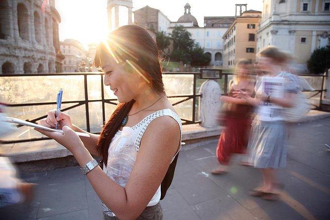 Learn & Go! Rome tour with an Italian language teacher as a guide!