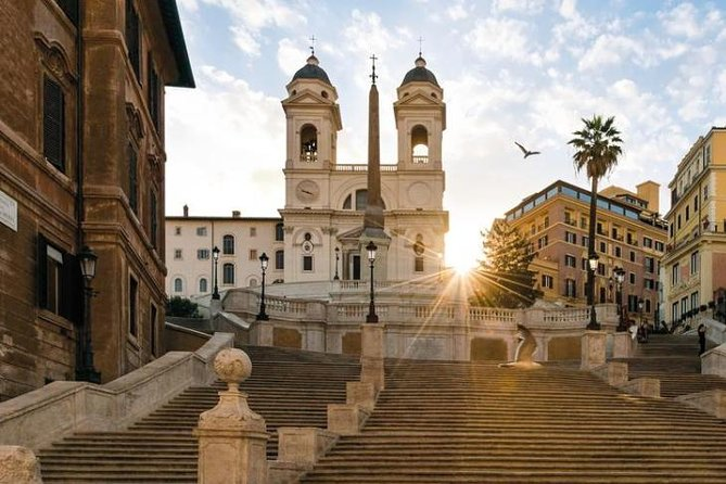 Rome In A Day with Driver - Private Shore Excursion for Cruisers
