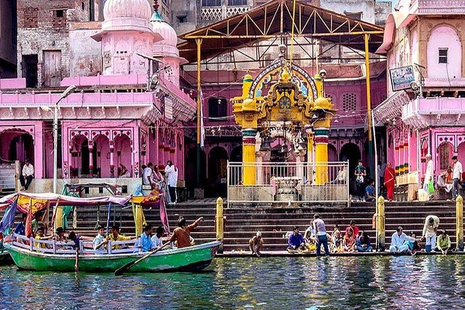 Private Custom Excursion Tour from Delhi to Mathura and Vrindavan with guide