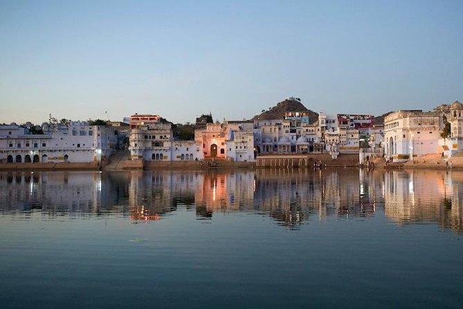 7-Day Private Golden Triangle Tour: Delhi, Agra, Jaipur and Pushkar