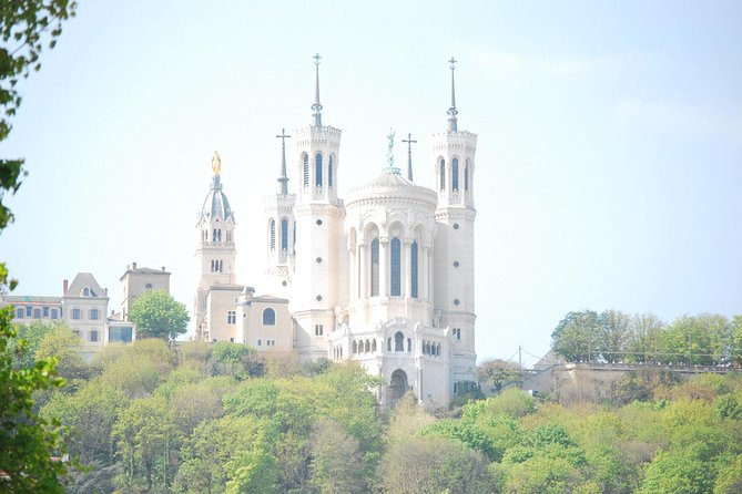 Guided tour of the Basilica of Fourvière and Gallo-Roman site