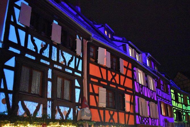Alsace Safari vous fait vivre la magie de Noël, visite de 3 marchés de Noël