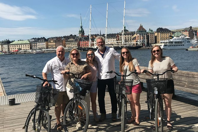 The Stockholm Private Bike Tour. Discover Stockholm with professional guide! photo 6