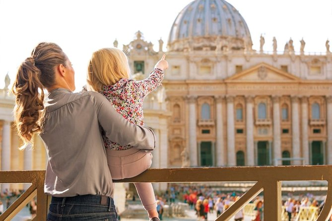 private tour: Vatican Museums, Sistine Chapel, St. Peter's Basilica