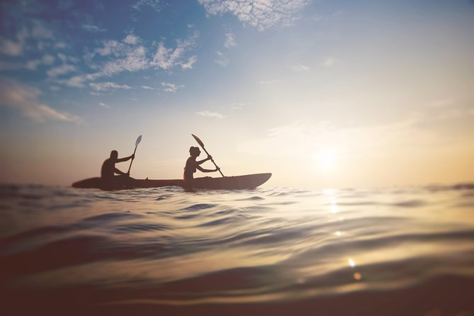 Barcelona Sea Adventures: Parasailing, kayak or paddle surf