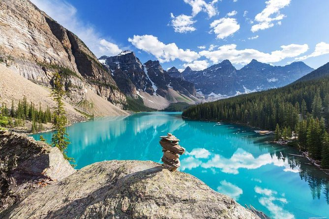 """IN GERMAN: 8 days """"Highlights West Canada"""", private tour from Vancouver, with hotel"""