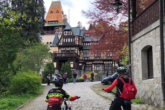 Visit Sinaia one day e-bike tour