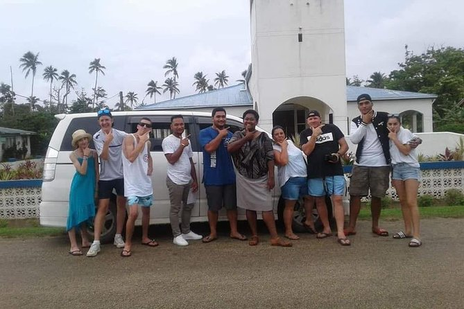 Tonga Holiday Villa Island Tours - Fixed Prices BEST VALUE