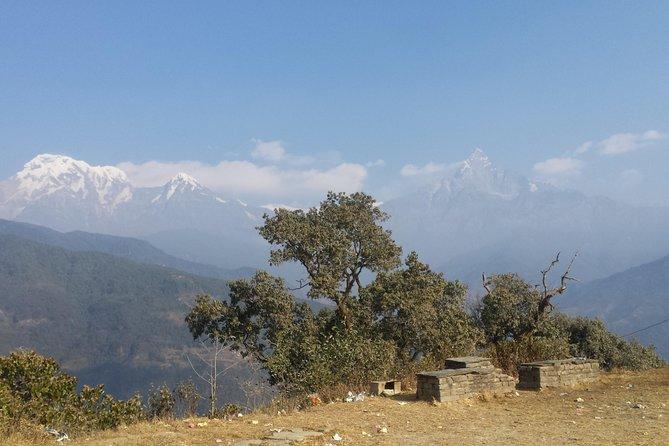 Short Trekking in Pokhara 2 Nights on mountain