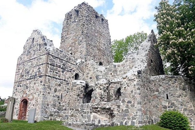 Stockholm Tour Sigtuna and Skokloster Castle by LUXURY car with private guide