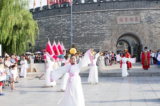 Private Day Tour to Confucius Home Town Qufu By Bullet Train from Beijing