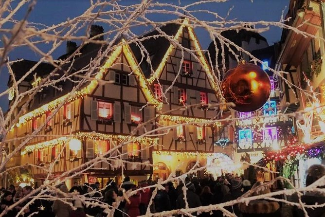Alsace Safari makes you live the magic of Christmas, 2 Christmas markets & Tasting